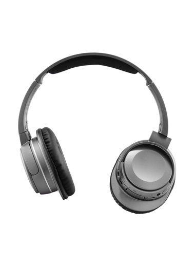 MF Product MF Product Acoustic 0127 Mikrofonlu Kulak Üstü Kablosuz tooth Kulaklık Gri